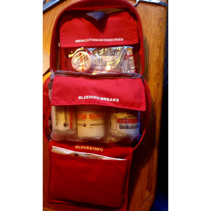 Image 1 from Hubert of Lifesystems - Adventurer First Aid Kit - First aid kit