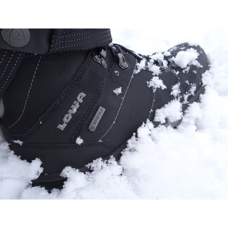 Image 4 from Jens of Lowa - Sedrun GTX Mid - Winter boots