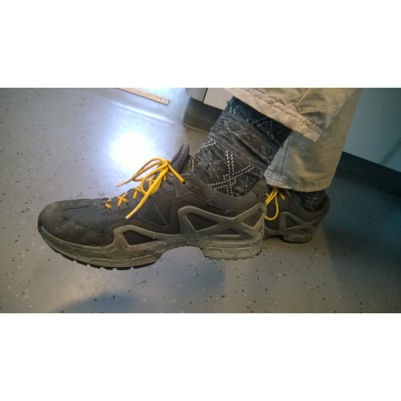 Image 1 from André of Lowa - Tiago GTX Mid - Hiking shoes