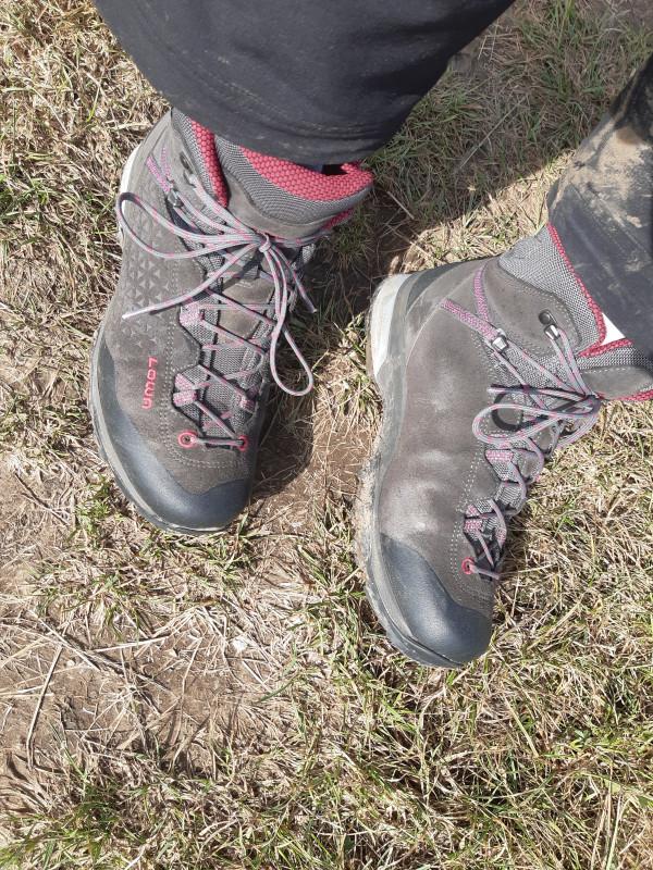 Image 1 from Nathalie of Lowa - Women's Sassa GTX MID - Walking boots