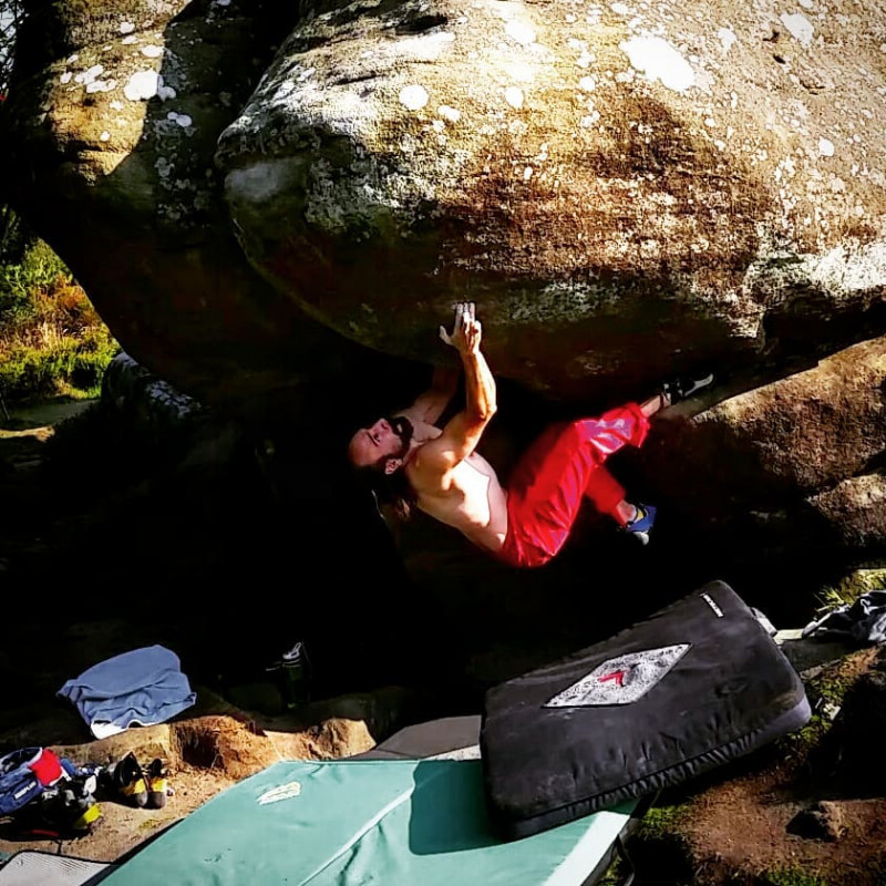 Image 1 from Javier of Mad Rock - Drone High Volume - Climbing shoes