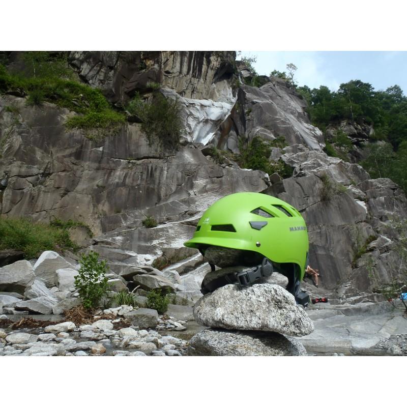 Image 1 from Martijn of Mammut - El Cap - Hybrid helmet