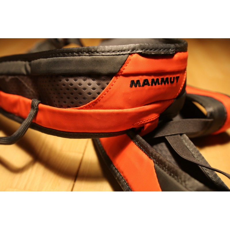 Image 1 from Miriam of Mammut - Ophir 3 Slide - Climbing harness