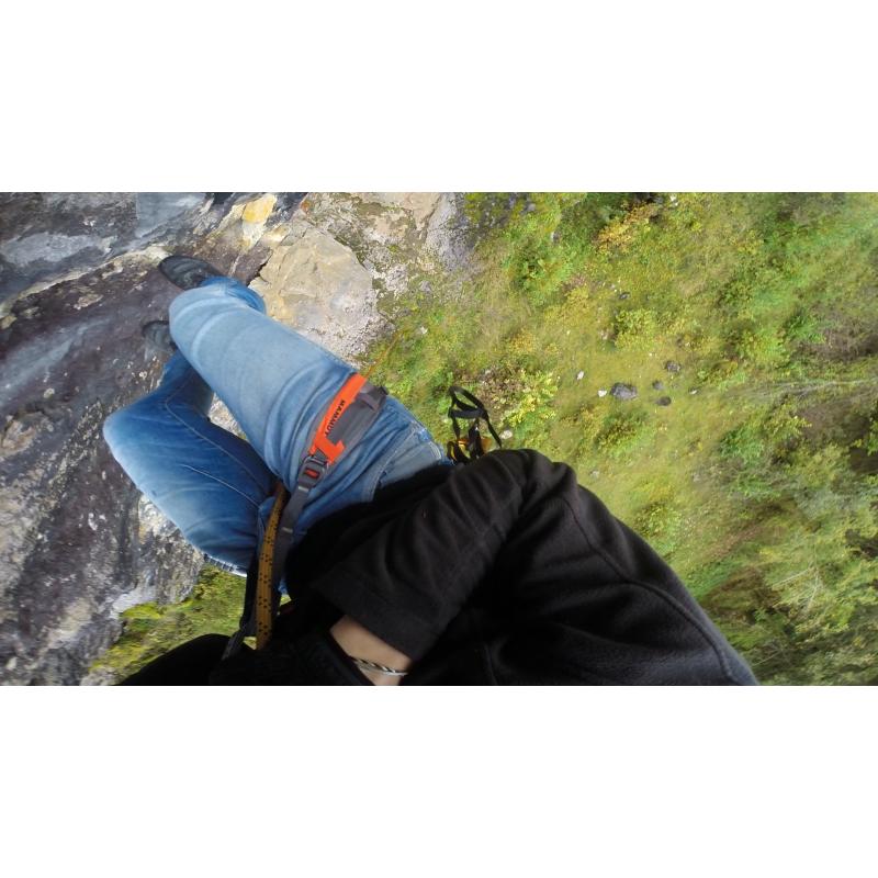 Image 1 from Daniel of Mammut - Ophir 3 Slide - Climbing harness