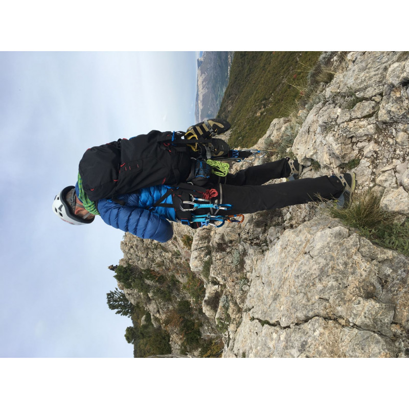 Image 1 from Pierre of Mammut - Trion Guide 35+7 - Mountaineering backpack