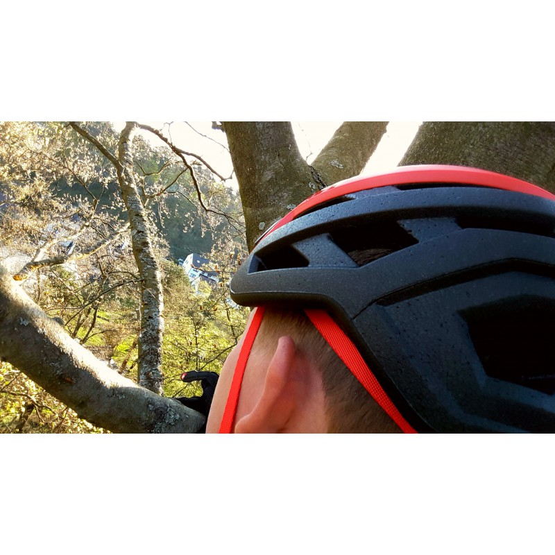 Image 1 from Louis of Mammut - Wall Rider - Climbing helmet