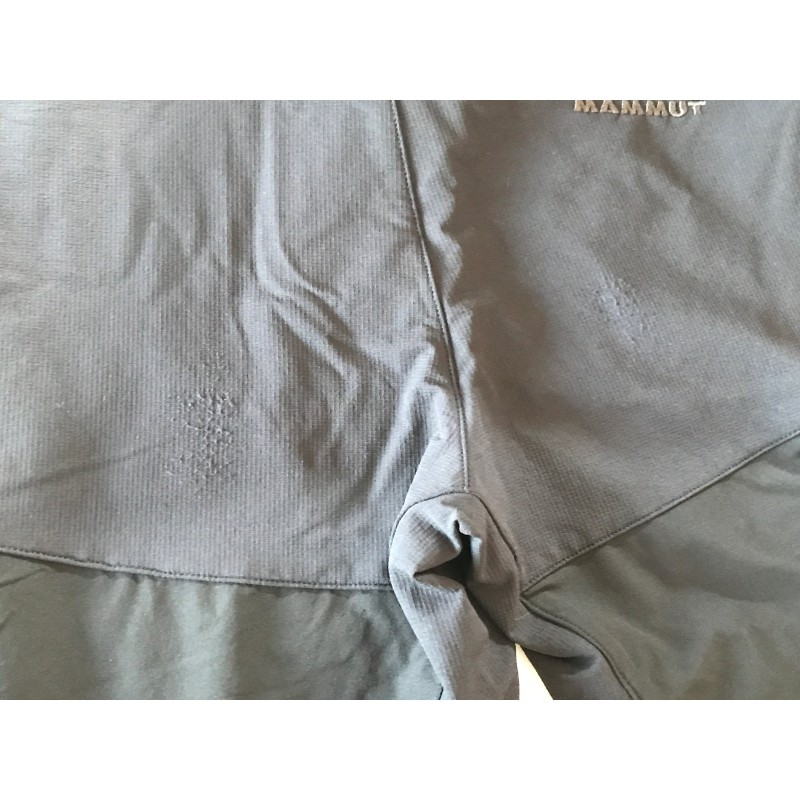 Image 1 from Gerd of Mammut - Women's Courmayeur Advanced Pants - Softshell pants