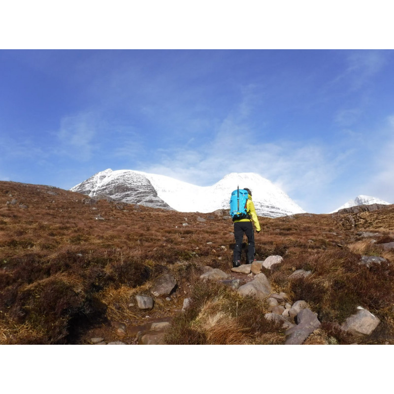 Image 1 from Sian of Mammut - Women's Trea Spine 35 - Mountaineering backpack