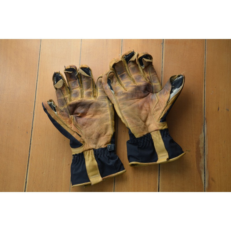 Image 1 from peter of Marmot - Exum Guide Undercuff Glove - Gloves