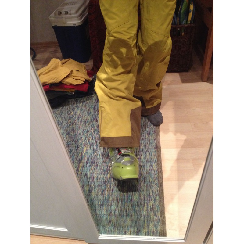 Image 1 from Tim of Marmot - Rosco Bib - Ski pant
