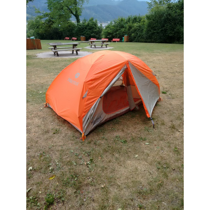 Image 1 from Andreas of Marmot - Tungsten 2P - Dome tent