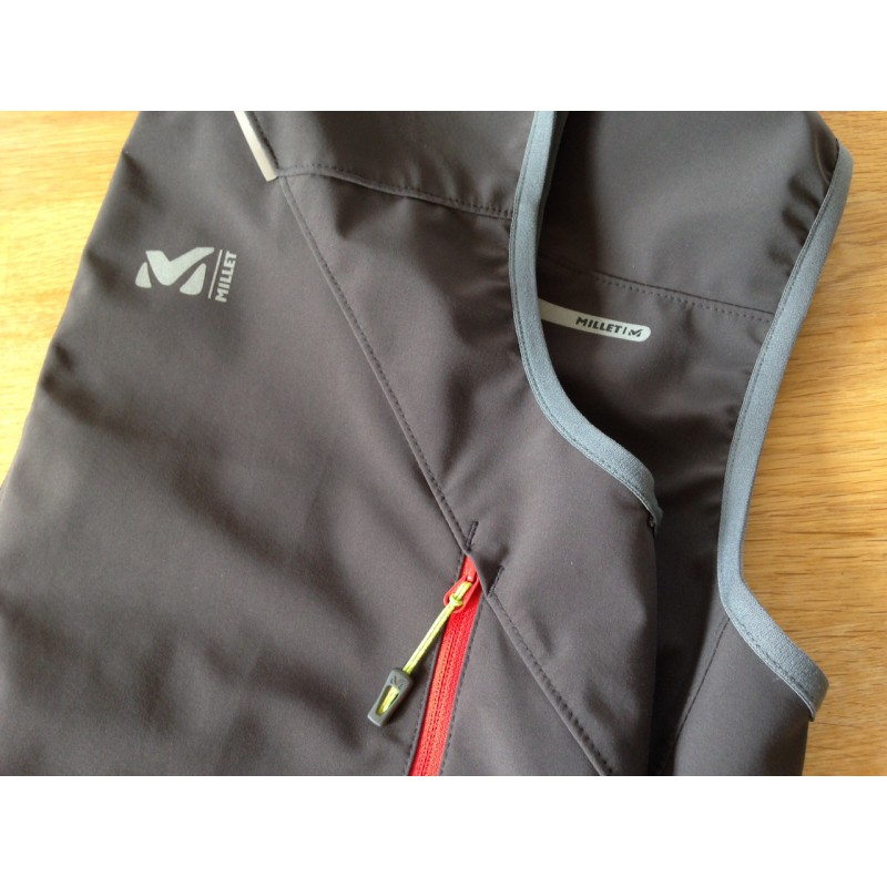Image 1 from Dirk of Millet - LTK Shield Vest - Softshell vest