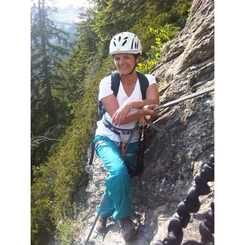 Image 1 from Helga of Monkee - Women's Ubwuzu Pants - Climbing pant