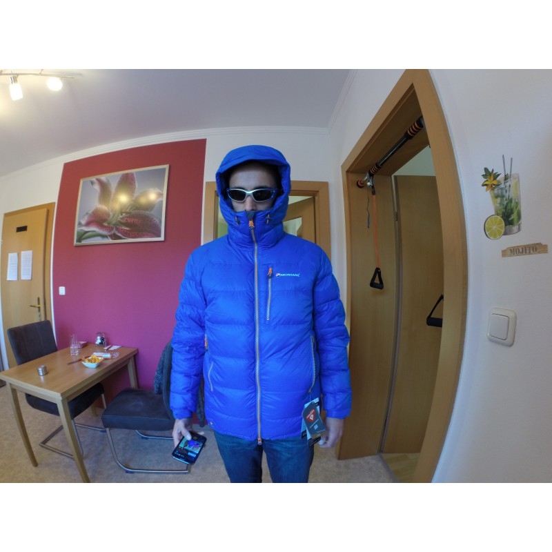 Image 1 from Michael of Montane - Black Ice 2.0 Jacket - Down jacket