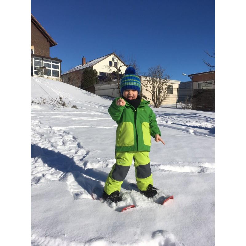 Image 2 from Carsten of Montura - Baby's Vertigo Pants - Climbing pant