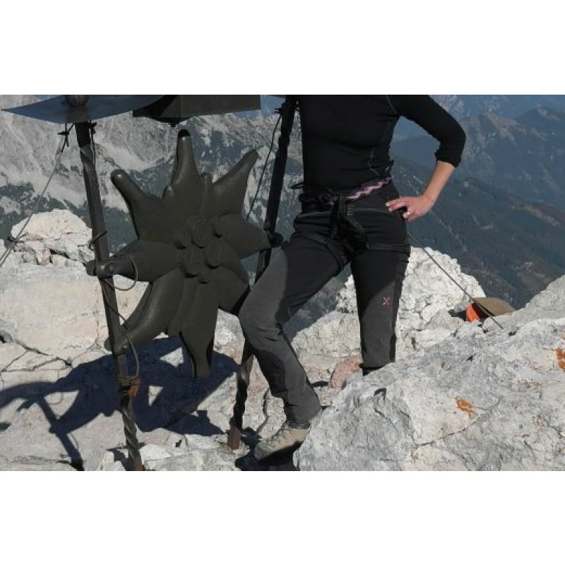 Image 2 from Christina of Montura - Women's Vertigo Light Pants - Trekking pants