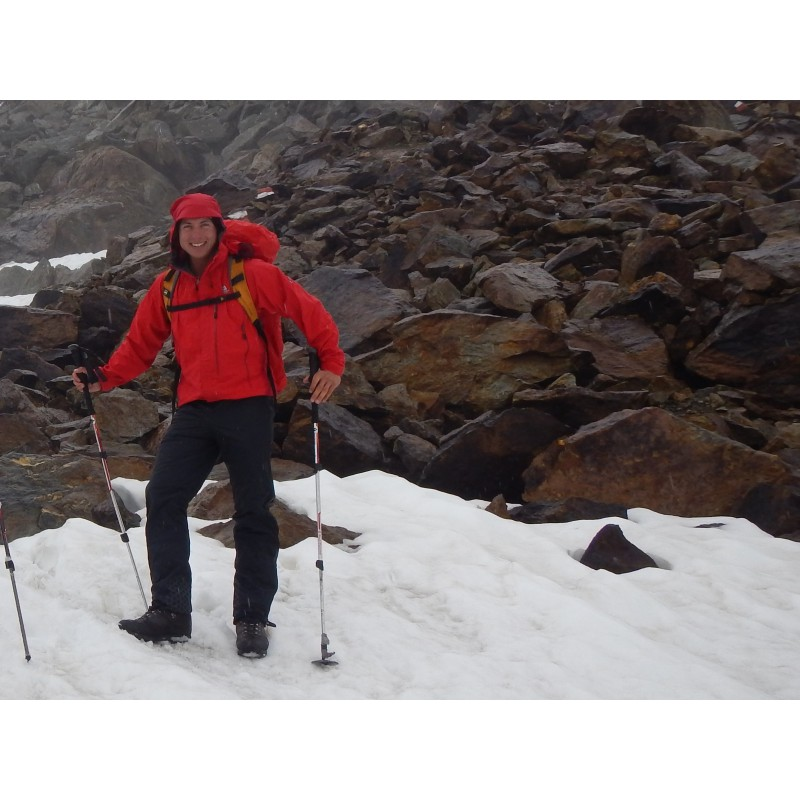 Image 2 from Thomas of Mountain Equipment - Ogre Jacket - Hardshell jacket