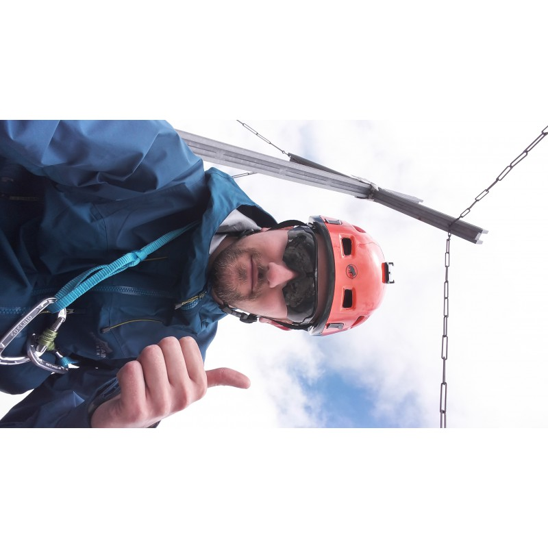 Image 1 from Christopher of Mountain Equipment - Ogre Jacket - Hardshell jacket