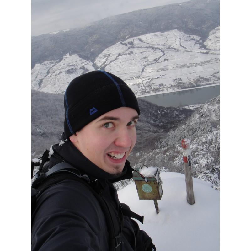 Image 1 from Paul of Mountain Equipment - Powerstretch Alpine Hat - Fleece beanie