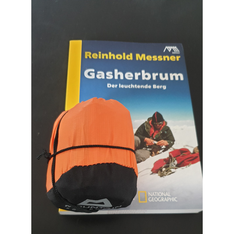 Image 1 from Jan-Sebastian of Mountain Equipment - Ultralite Bivi - Bivvy bag