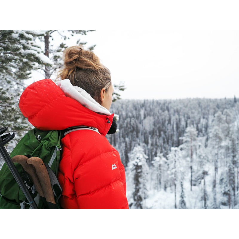Image 1 from Kathrin of Mountain Equipment - Women's Sigma Jacket - Down jacket