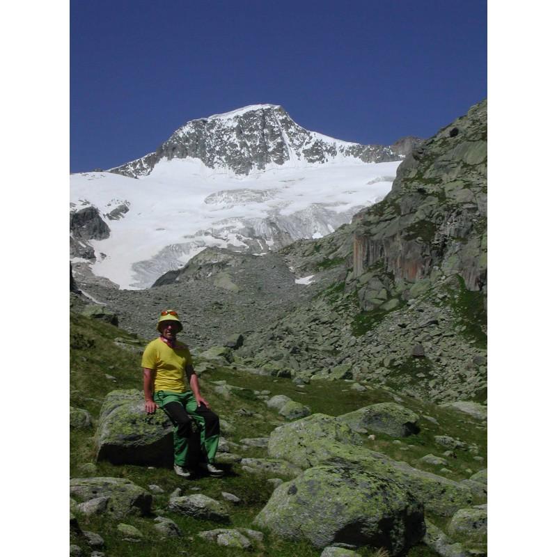 Image 1 from Klaus of Mountain Hardwear - Microchill Zip T - Fleece jumpers
