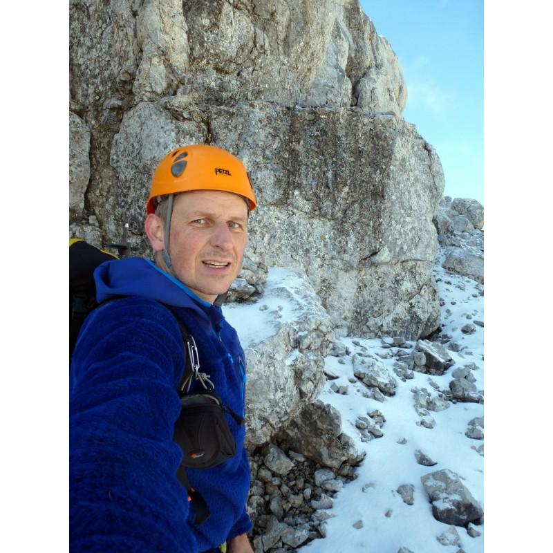 Image 1 from Joachim of Mountain Hardwear - Monkey Man Grid Jacket - Fleece jacket