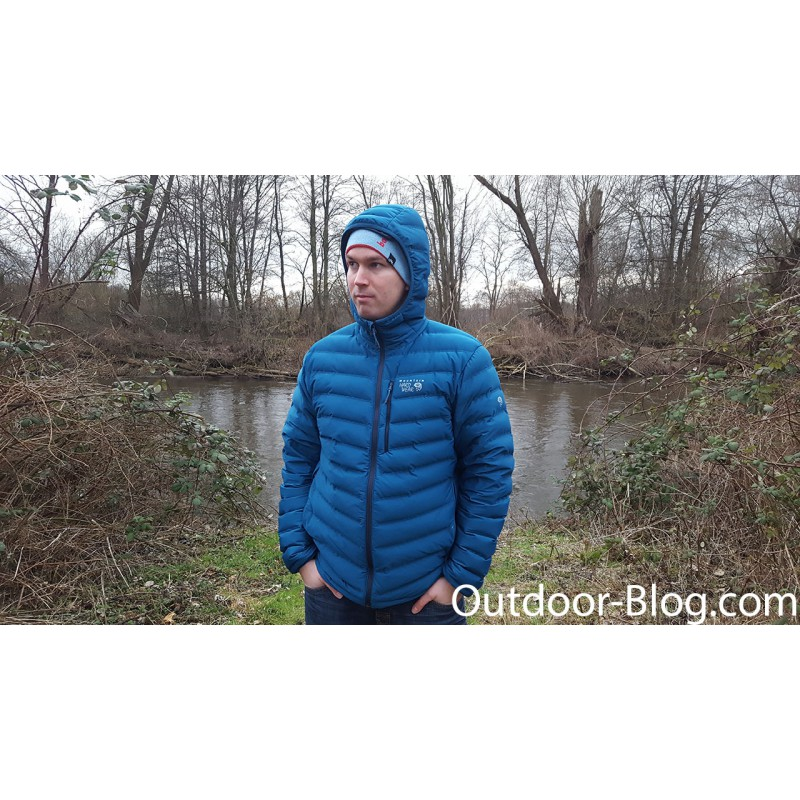 Image 1 from Dennis of Mountain Hardwear - Stretchdown Hooded Jacket - Down jacket