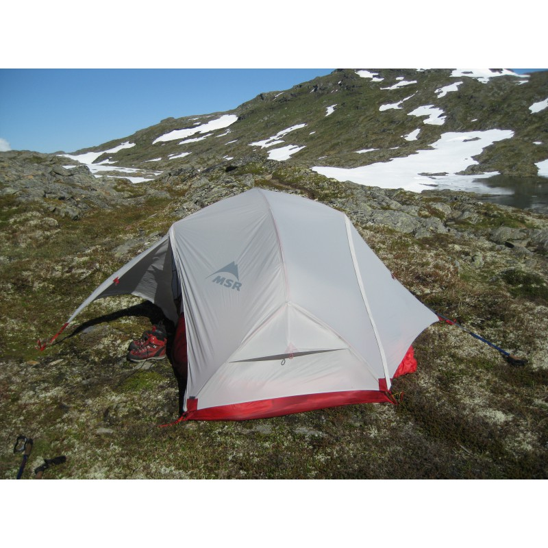 Image 1 from Maximilian of MSR - Hubba Hubba NX - 2-person tent