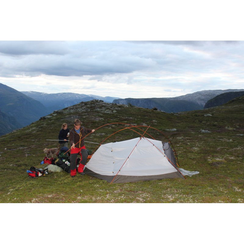 Image 1 from Ute of MSR - Stormking - Expedition tent