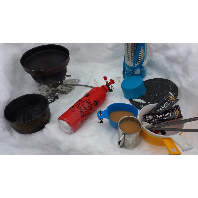 Image 1 from Alf of MSR - Whisperlite Universal - Multifuel stove