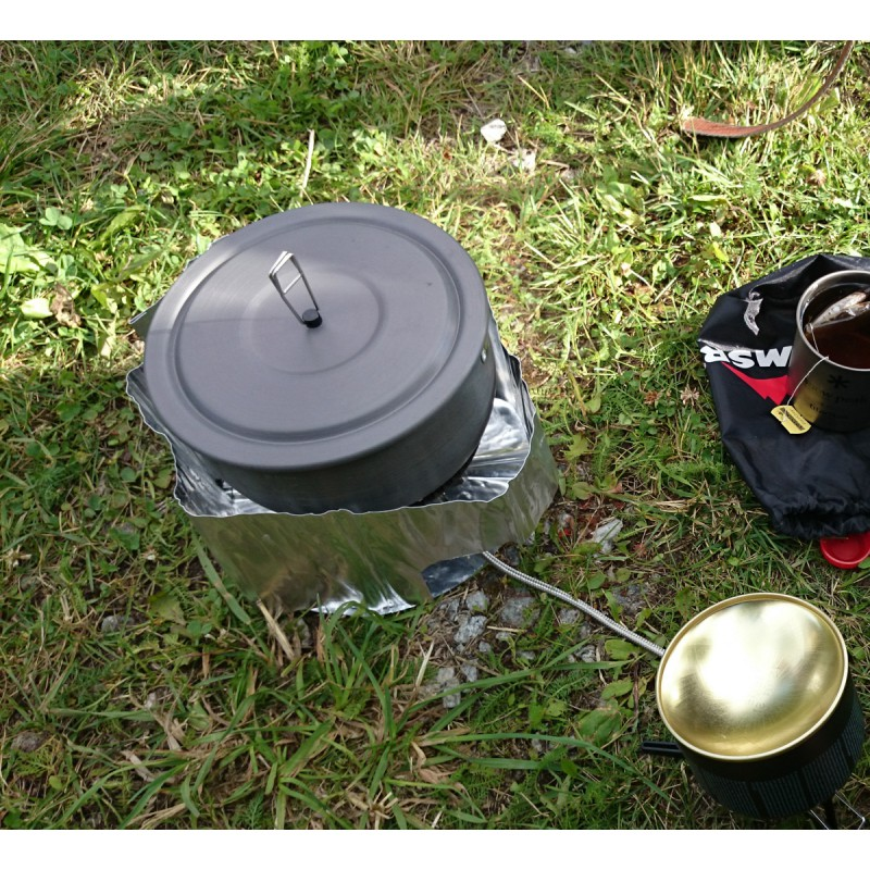 Image 1 from Martin of MSR - WindPro II - Gas stove