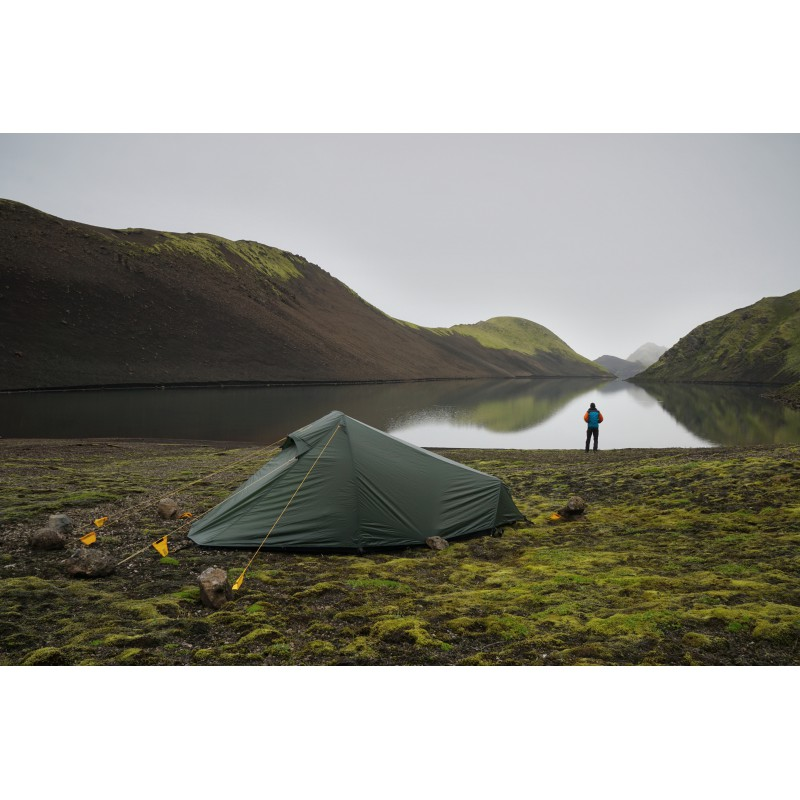 Image 1 from Andreas of Nordisk - Svalbard 1 SI - 1-person tent