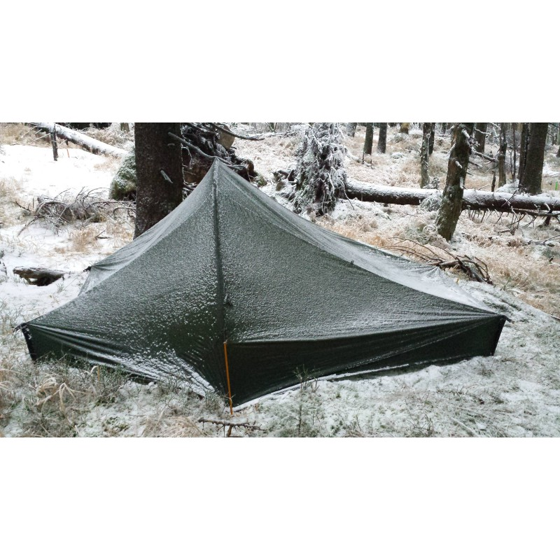 Image 1 from Peter of Nordisk - Telemark 2 Gr 950 - 2-person tent