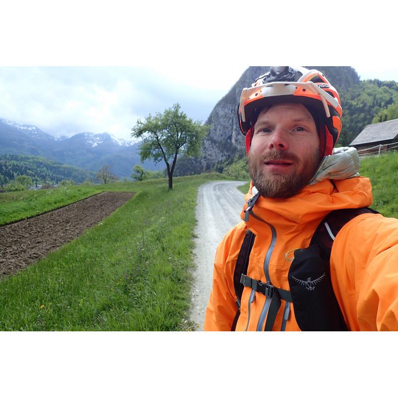 Image 1 from Douglas of Norrøna - Trollveggen Gore-Tex Light Pro Jacket - Waterproof jacket