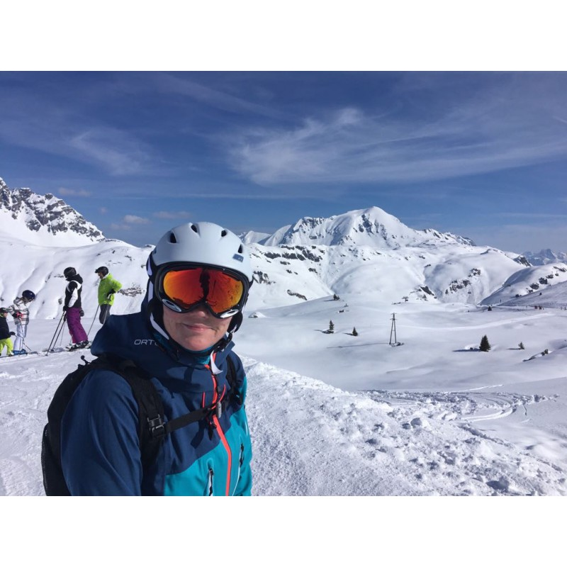 Image 1 from Anja of Oakley - Aframe 2.0 Prizm Torch Iridium - Ski goggles
