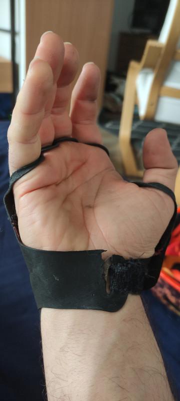 Image 1 from Markus of Ocun - Crack Gloves - Crack gloves
