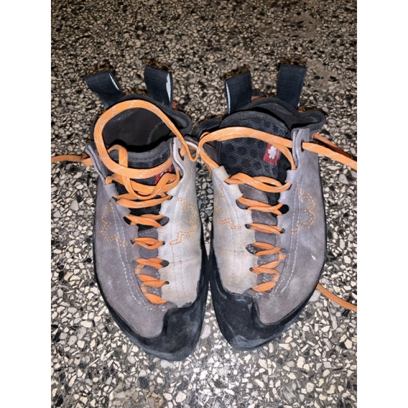 Image 1 from Andre of Ocun - Jett LU - Climbing shoes