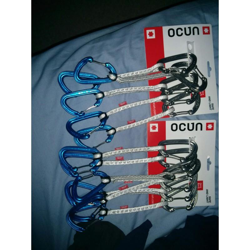 Image 1 from Bjorn of Ocun - Kestrel QD DYN 8mm - Quickdraw
