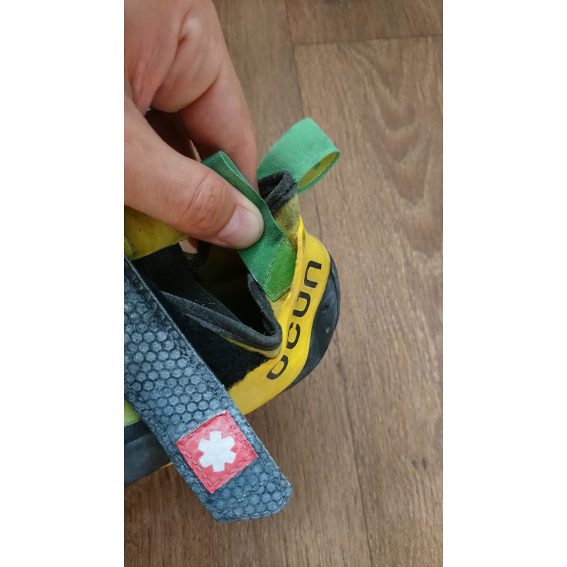 Image 4 from Georg of Ocun - Oxi S - Climbing shoes