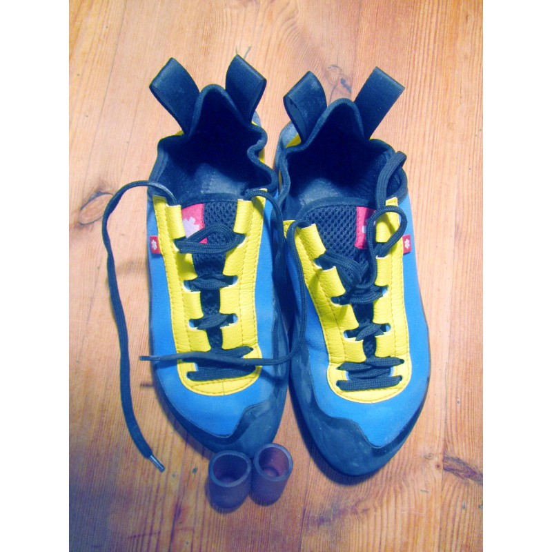 Image 1 from Andrea of Ocun - Strike LU - Climbing shoes