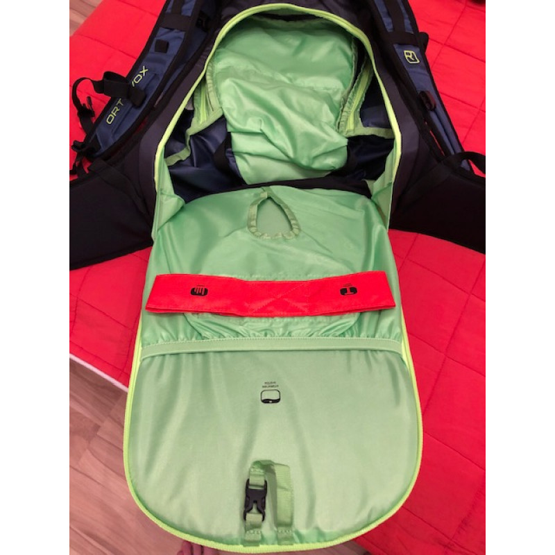 Image 1 from Benedikt of Ortovox - Tour Rider 30 - Ski touring backpack