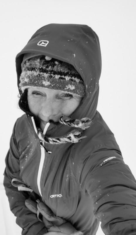 Image 1 from Simone of Ortovox - Women's 2L Swisswool Leone Jacket - Wool jacket