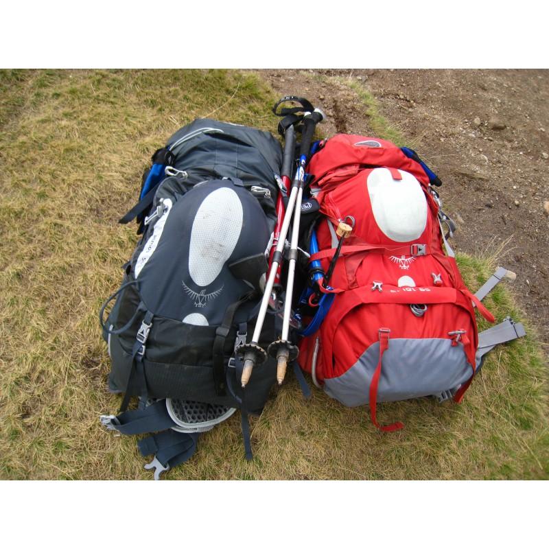 Image 1 from Elke of Osprey - Ariel 65 - Walking backpack