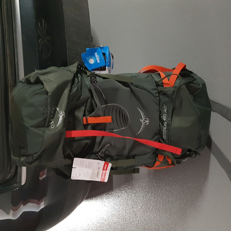 Image 2 from alex of Osprey - Atmos AG 50 - Touring backpack