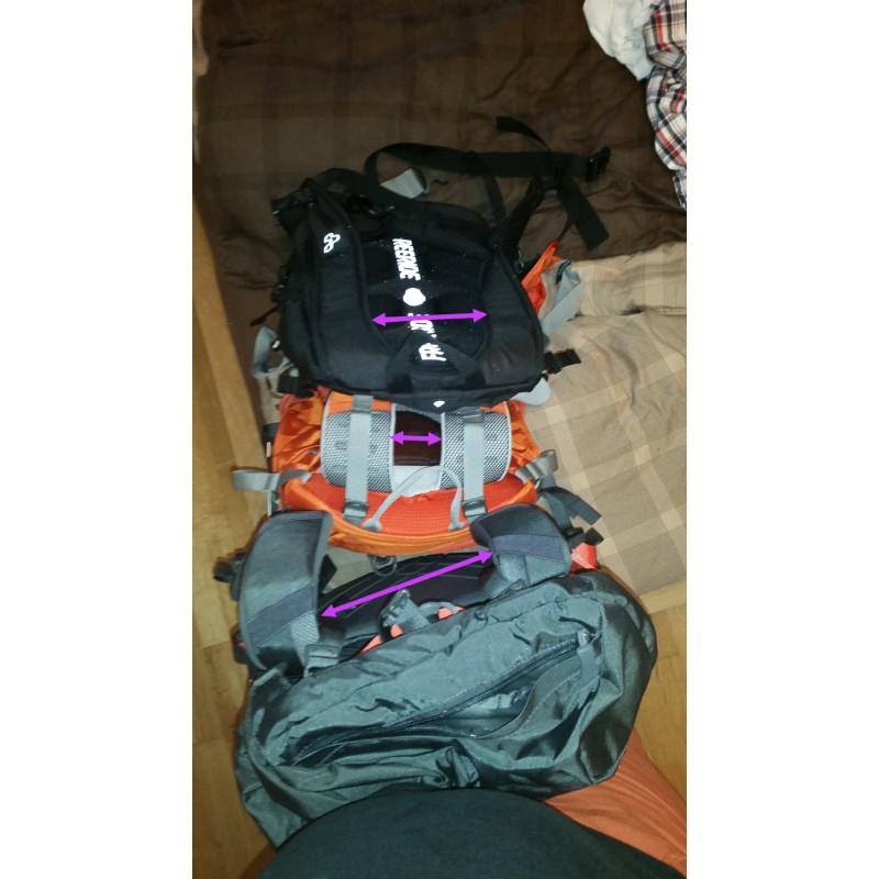 Image 1 from Andre of Osprey - Stratos 24 - Daypack