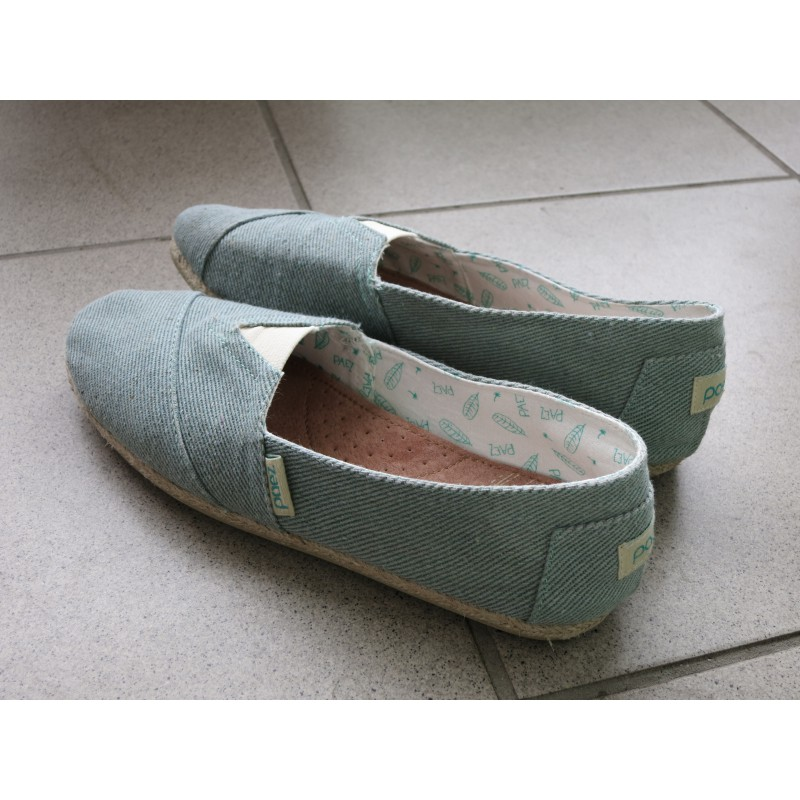 Image 1 from Claudia of Paez - Women's Original Raw Essentials - Espadrilles
