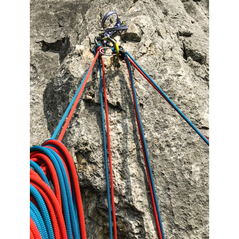 Image 1 from Christian of Petzl - Rumba 8,0 - Half rope