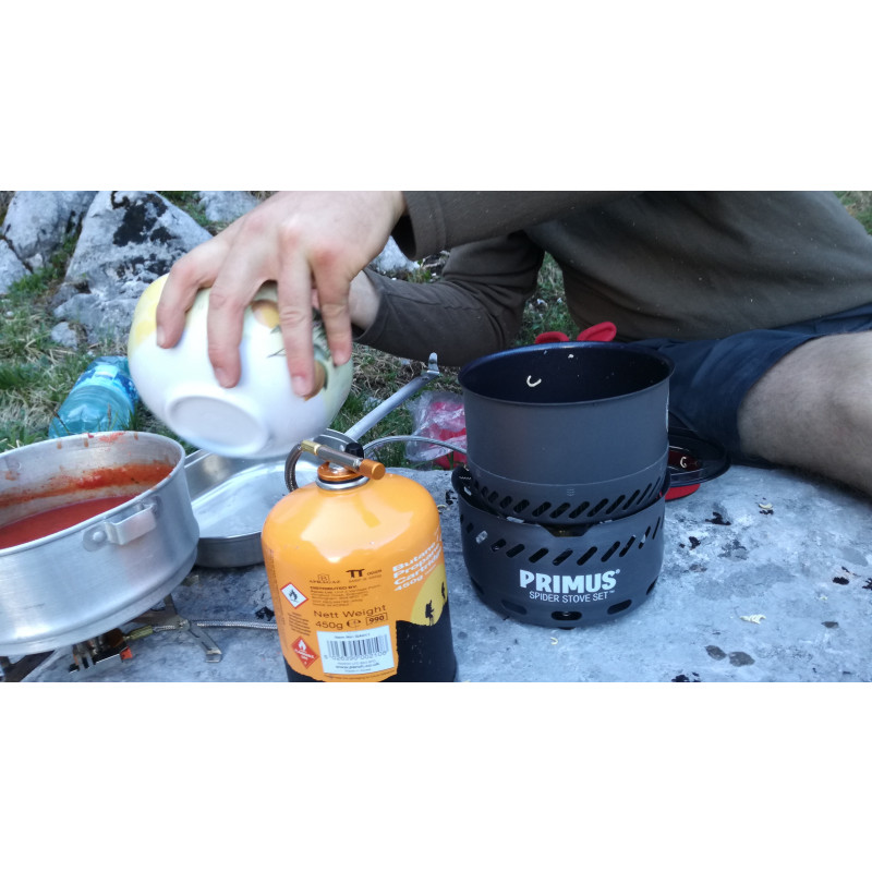 Image 1 from Chris of Primus - Spider Stove Set - Gas stove
