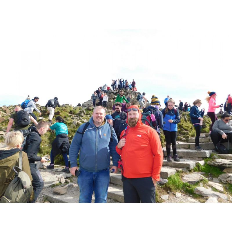 Image 1 from Lee of Rab - Borealis Jacket - Softshell jacket